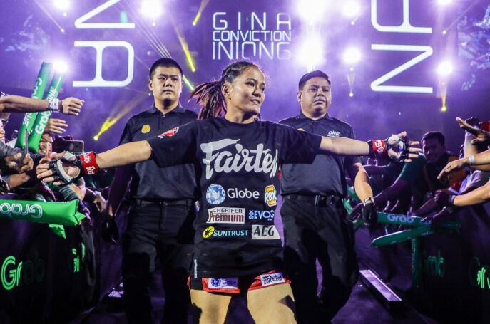Gina Iniong more motivated after birth of daughter