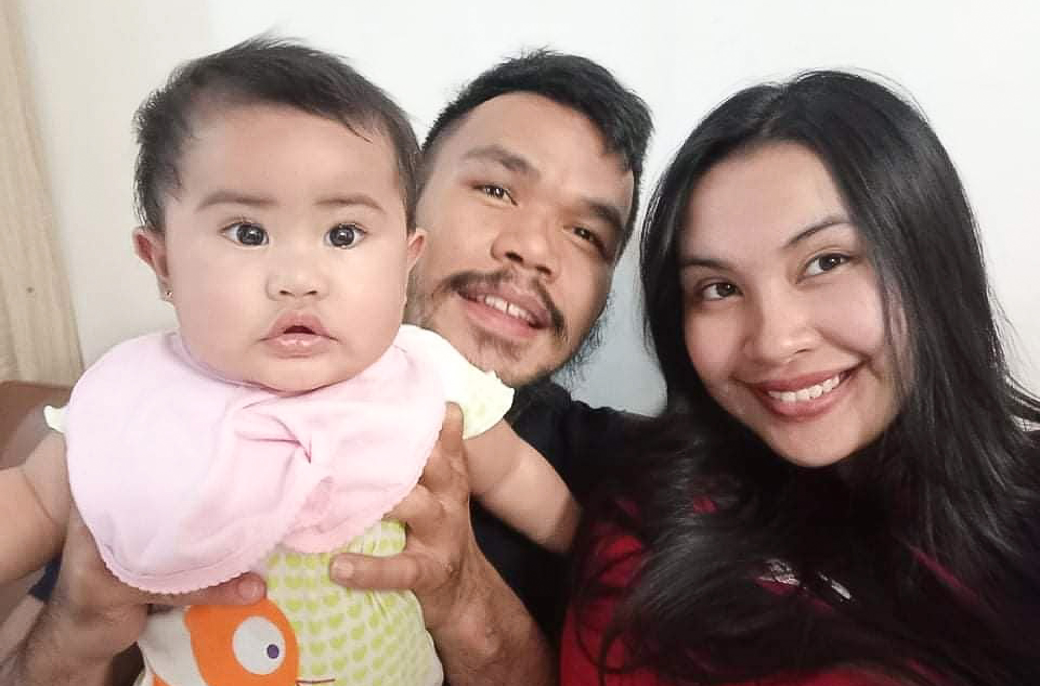 Rolando Dy draws extra motivation from baby daughter