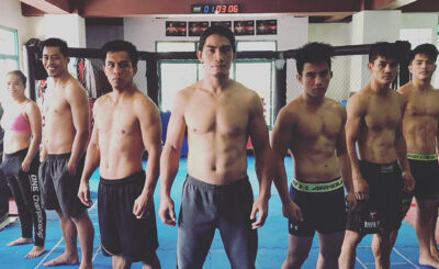 Folayang, other Team Lakay veterans excited for Jhanlo