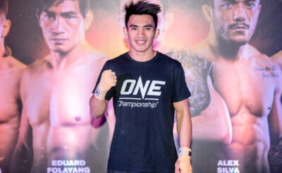 Pacio responds to Brooks: My eyes are on the ranking list