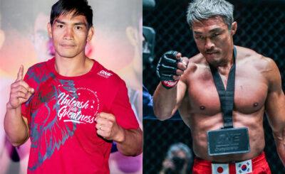 Folayang still wants to fight Japanese legend Akiyama
