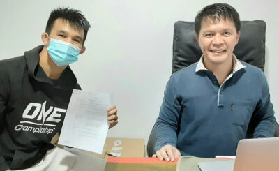 Team Lakay's Pacatiw ready to impress in ONE debut