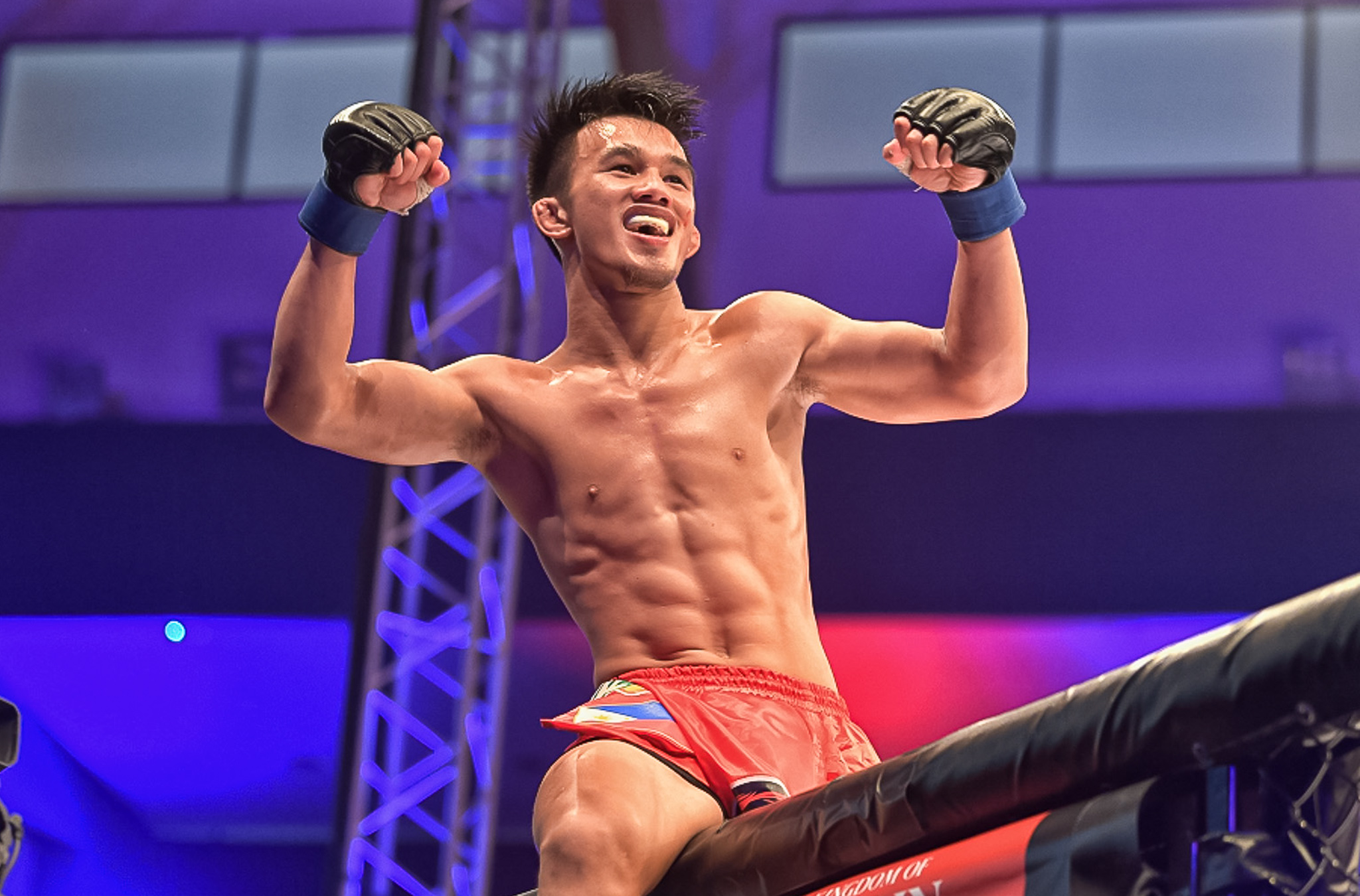 Jeremy Pacatiw vows to give his all in ONE debut vs Chen