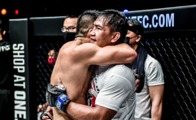 Folayang inspired by Hidilyn's perseverance to keep going