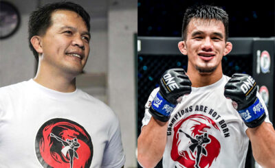 Mark Sangiao satisfied with Pacatiw showing in ONE debut