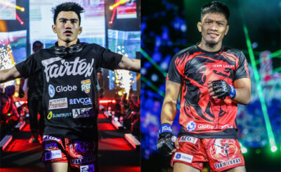 Pacio, Adiwang in crucial bouts at ONE: Revolution
