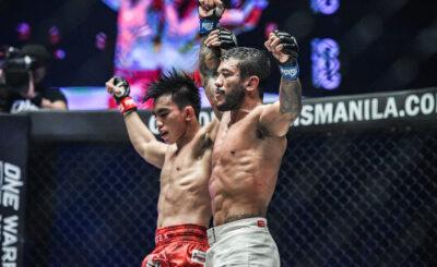 Joshua Pacio picks 'experienced' Silva to win over Miao