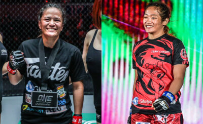 Gina Iniong proud to see Jenelyn Olsim make name in ONE