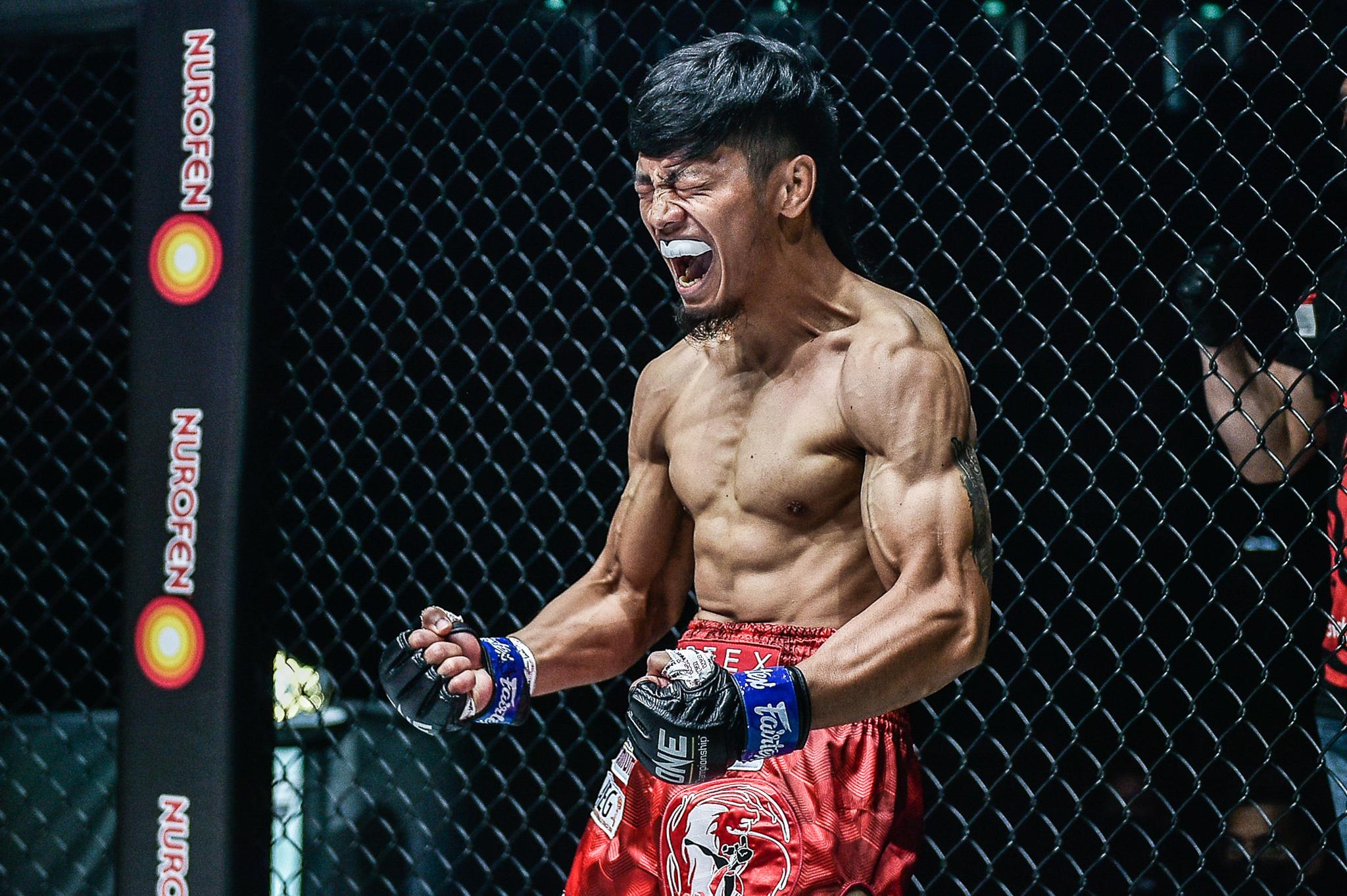 Adiwang promises best version of himself against Hexigetu