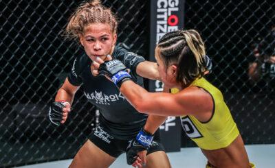 Denice Zamboanga streak ends, loses by split decision