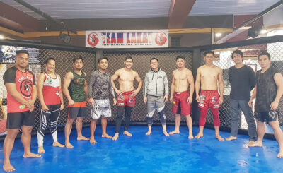 Jhanlo Sangiao draws inspiration from recent wins by Team Lakay