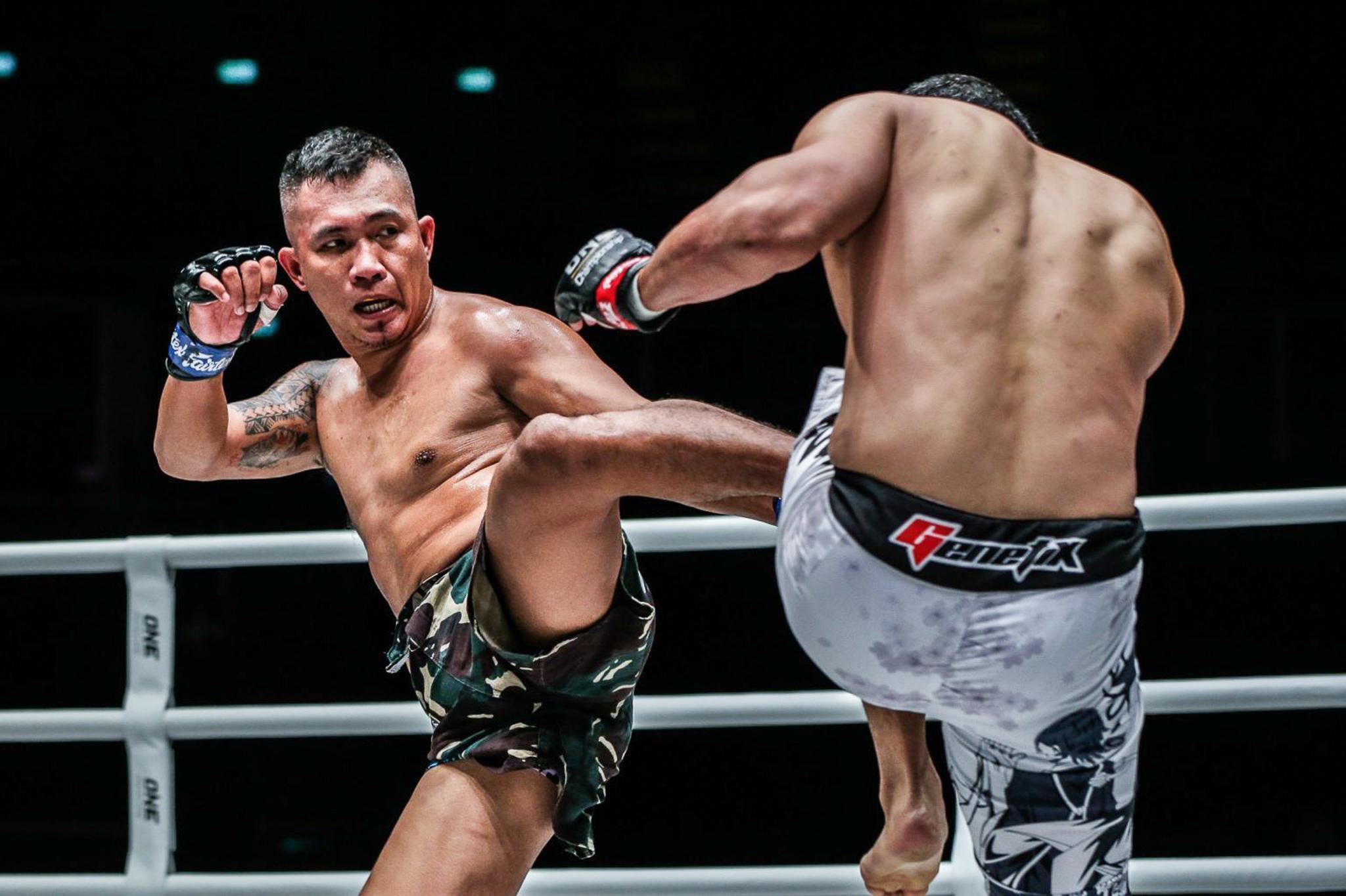 Roel Rosauro aims to continue winning ways vs Yang