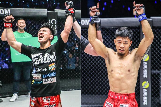 Pacio, Adiwang in high spirits ahead of ONE: Revolution